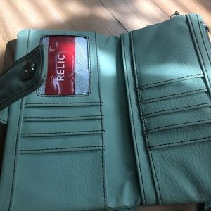 Relic Bags - cross body purse